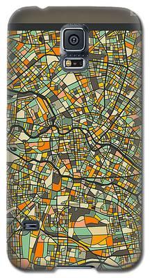 Berlin Galaxy S5 Cases