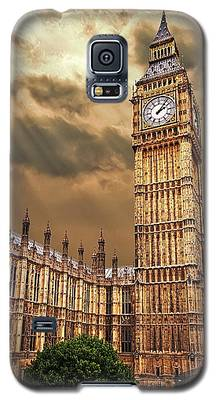 Tower Of London Galaxy S5 Cases