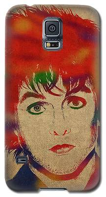 Green Day Galaxy S5 Cases