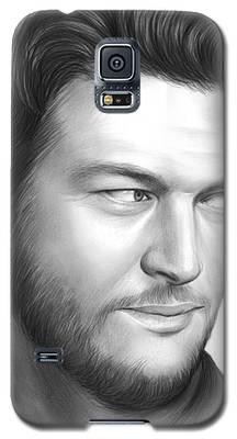 Blake Shelton Galaxy S5 Case
