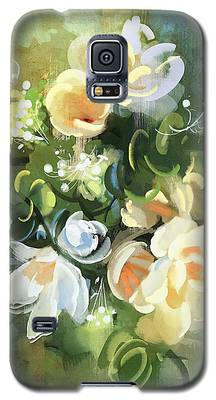 Blooming Galaxy S5 Case