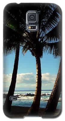 Blue Palms Galaxy S5 Case