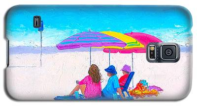 Blue Skies Clear Water Galaxy S5 Case