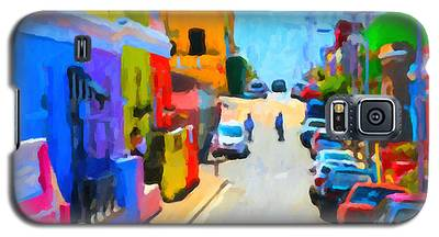 Bo-kaap Galaxy S5 Case