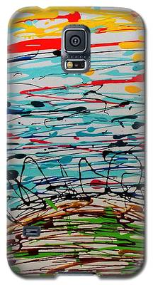 Brighter Day 1 Of 2 Galaxy S5 Case