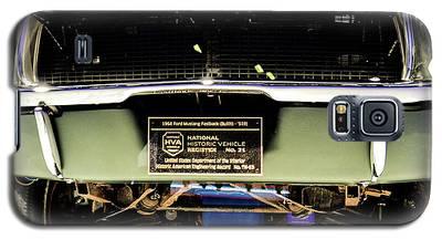 Bulitt Front View Galaxy S5 Case
