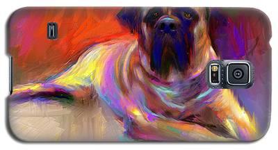 Mastiff Galaxy S5 Cases