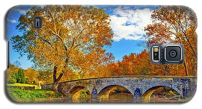 Burnside Bridge At Antietam Galaxy S5 Case