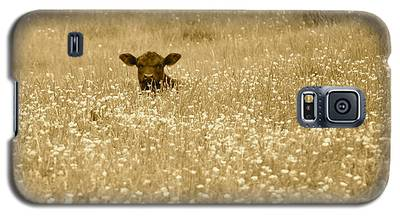 Buttercup In Sepia Galaxy S5 Case