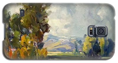 California Landscape 1 Galaxy S5 Case