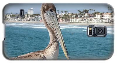 California Pelican Galaxy S5 Case