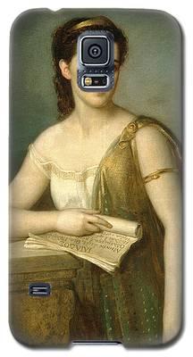 Calliope Galaxy S5 Case
