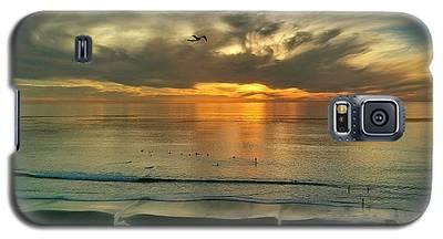 Carlsbad Beach  Galaxy S5 Case