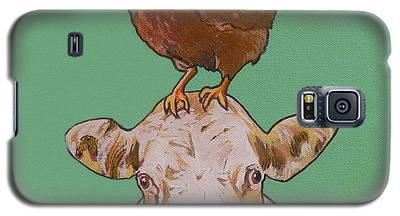Carlyle The Cow Galaxy S5 Case