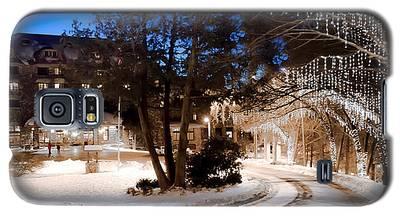 Celebrate The Winter Night Galaxy S5 Case