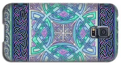 Celtic Atlantis Opal Galaxy S5 Case