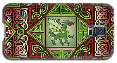 Celtic Dragon Labyrinth Galaxy S5 Case