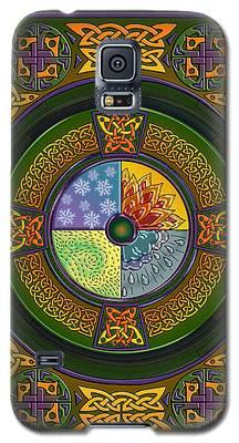Celtic Elements Galaxy S5 Case