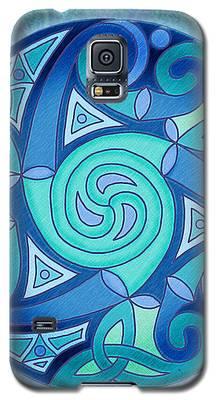 Celtic Planet Galaxy S5 Case