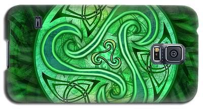 Celtic Triskele Galaxy S5 Case