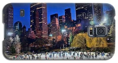 Central Park Galaxy S5 Cases
