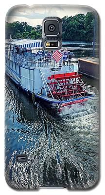 Champlain Canal Patriot Galaxy S5 Case