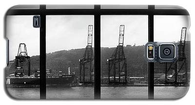 Charging Dock Of Barcelona Galaxy S5 Case