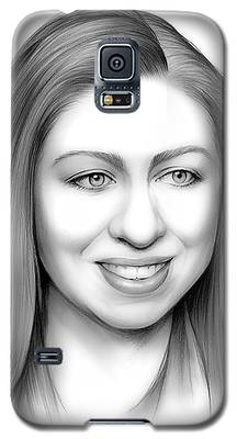 Hillary Clinton Galaxy S5 Cases