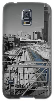 Chicago Amtrak Galaxy S5 Case