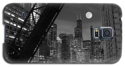 Soldier Field Galaxy S5 Cases