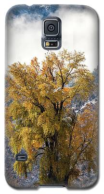 Chipeta And Cottonwood Galaxy S5 Case