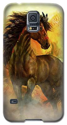 Chitto Spirit Horse Galaxy S5 Case