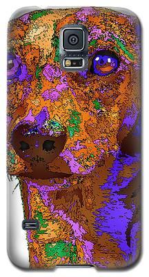 Chloe. Pet Series Galaxy S5 Case