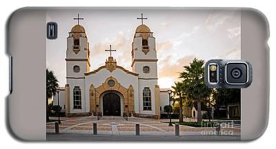 Church At Sunset Galaxy S5 Case