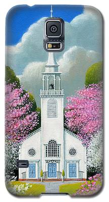 Church Of The Dogwoods Galaxy S5 Case