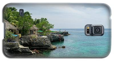 The Cliffs Of Negril Galaxy S5 Case
