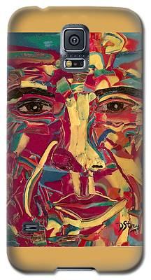 Colored Man Galaxy S5 Case