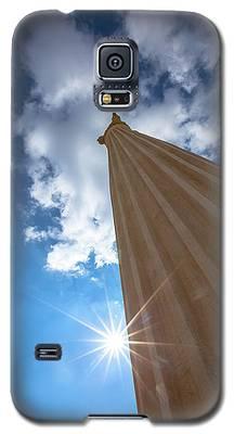 Column To Sky Galaxy S5 Case