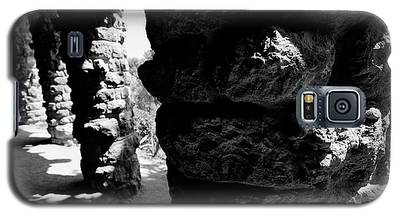 Columns Of The Park Guell Galaxy S5 Case