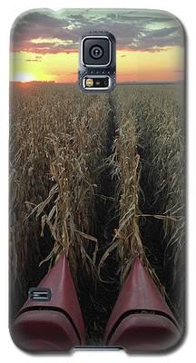 Combine Sunset V Galaxy S5 Case