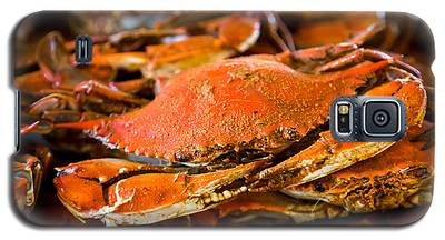 Crab Boil Galaxy S5 Case