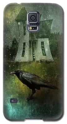 Crow House Galaxy S5 Case