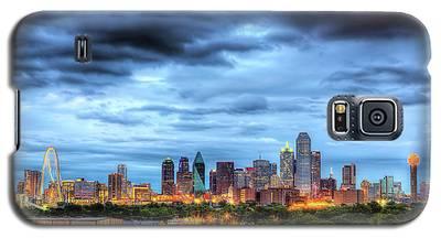 Dallas Galaxy S5 Cases