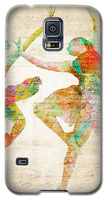 Dance With Me Galaxy S5 Case