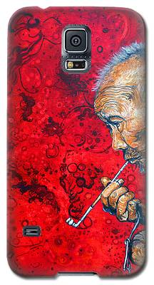 Deep Thoughts Galaxy S5 Case