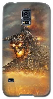 Devils Train 2 Galaxy S5 Case