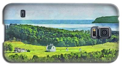D. H. Day Farmstead At Sleeping Bear Dunes National Lakeshore Galaxy S5 Case