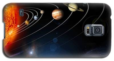Planet Galaxy S5 Cases