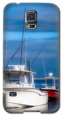 Docked And Quiet Galaxy S5 Case