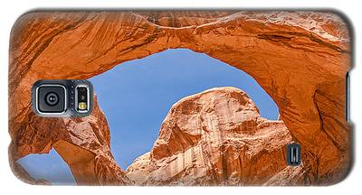 Double Arch At Arches National Park Galaxy S5 Case